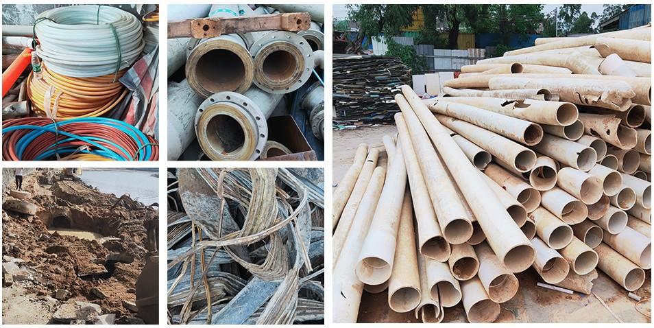 襄阳建筑工程废料