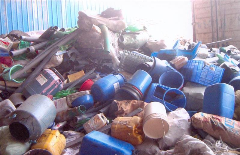 襄阳塑料回收